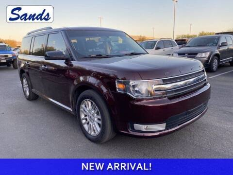 2018 Ford Flex for sale at Sands Chevrolet in Surprise AZ