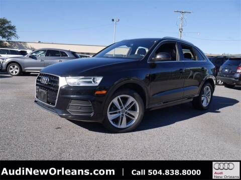 2016 Audi Q3 for sale at Metairie Preowned Superstore in Metairie LA