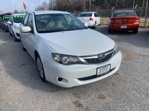 2009 Subaru Impreza for sale at Super Wheels-N-Deals in Memphis TN