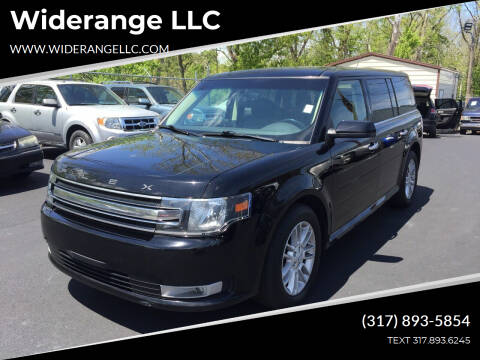 2016 Ford Flex for sale at Widerange LLC in Greenwood IN