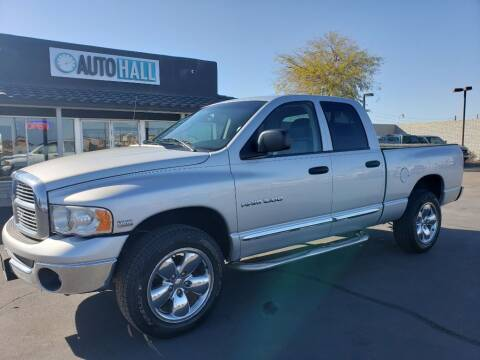 2005 Dodge Ram Pickup 1500 for sale at Auto Hall in Chandler AZ