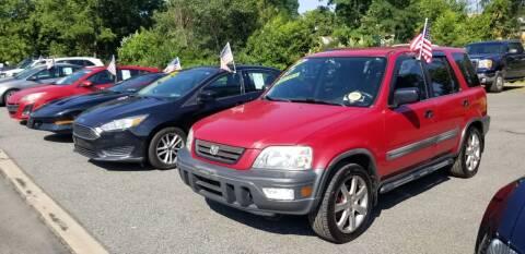 1997 Honda CR-V for sale at Lehigh Valley Autoplex, Inc. in Bethlehem PA