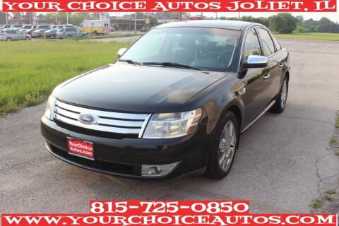 2009 Ford Taurus for sale at Your Choice Autos - Joliet in Joliet IL
