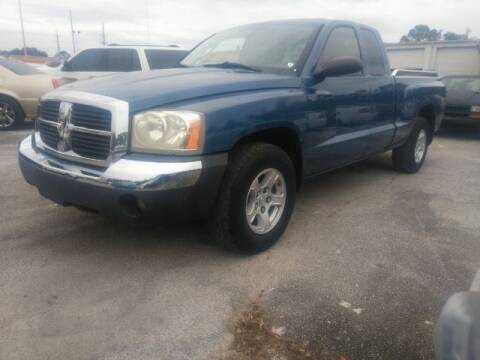 2005 Dodge Dakota for sale at JacksonvilleMotorMall.com in Jacksonville FL
