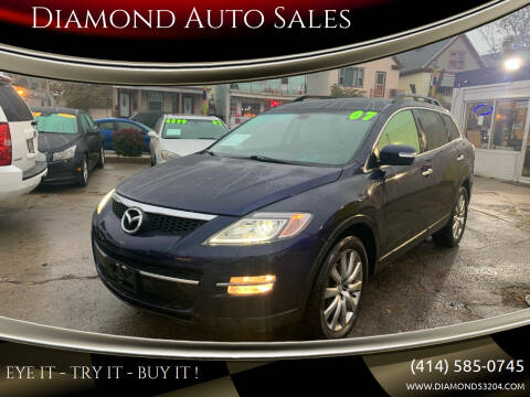 2007 Mazda CX-9 for sale at Diamond Auto Sales in Milwaukee WI