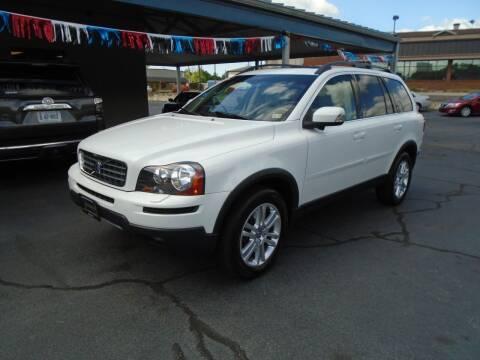 2010 Volvo XC90 for sale at PIEDMONT CUSTOM CONVERSIONS USED CARS in Danville VA