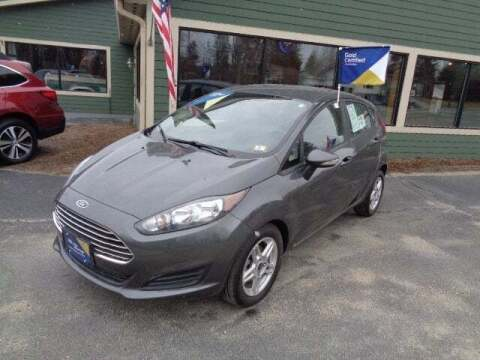 2019 Ford Fiesta for sale at SCHURMAN MOTOR COMPANY in Lancaster NH