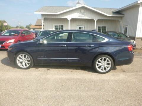 2018 Chevrolet Impala for sale at JIM WOESTE AUTO SALES & SVC in Long Prairie MN