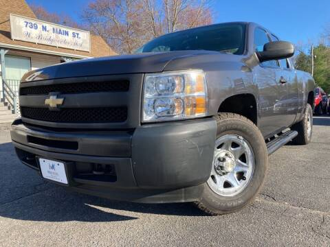 2010 Chevrolet Silverado 1500 for sale at Mega Motors in West Bridgewater MA