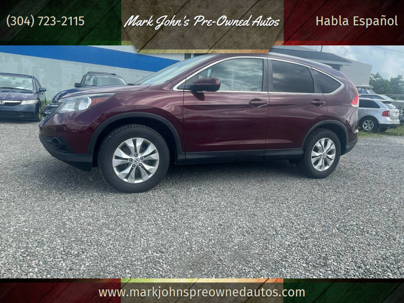 2013 Honda CR-V for sale at Mark John's Pre-Owned Autos in Weirton WV