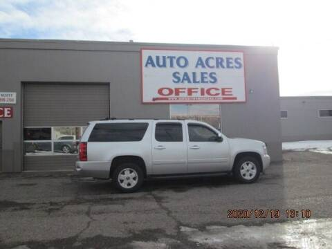 2010 Chevrolet Suburban for sale at Auto Acres in Billings MT