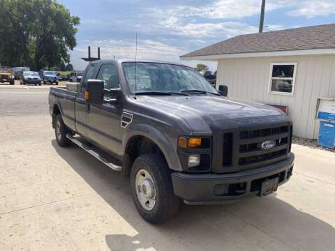 2008 Ford F-250 Super Duty for sale at B & B Auto Sales in Brookings SD