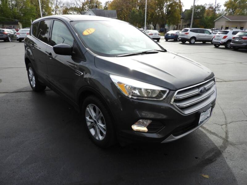 2017 Ford Escape for sale at Grant Park Auto Sales in Rockford IL