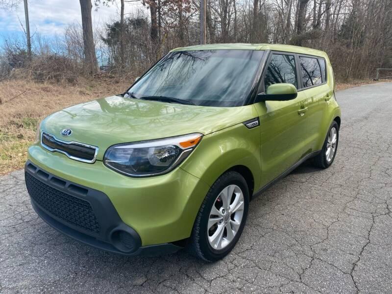 2015 Kia Soul for sale at Speed Auto Mall in Greensboro NC