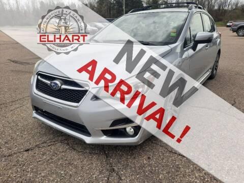 2015 Subaru Impreza for sale at Elhart Automotive Campus in Holland MI
