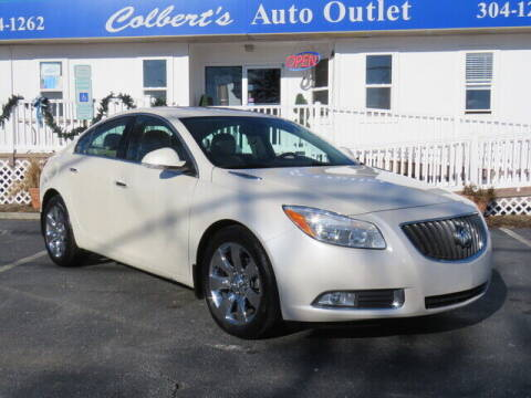 2012 Buick Regal for sale at Colbert's Auto Outlet in Hickory NC