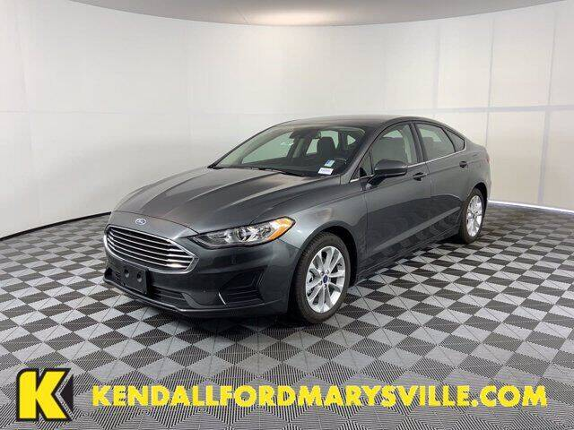 2020 Ford Fusion Hybrid for sale in Marysville, WA