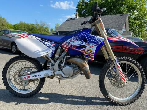 2013 Yamaha YZ125 2 Stroke for sale at P&D Sales in Rockaway NJ