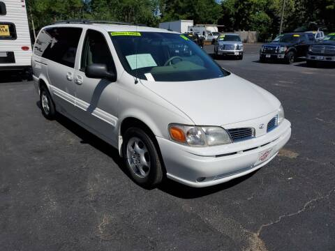 2004 Oldsmobile Silhouette for sale at Stach Auto in Janesville WI