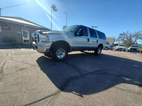 2005 Ford Excursion for sale at Geareys Auto Sales of Sioux Falls, LLC in Sioux Falls SD