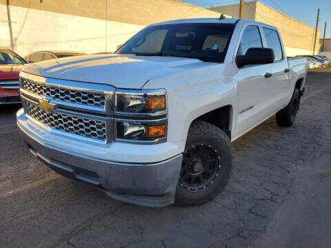 2014 Chevrolet Silverado 1500 for sale at Auto Center Of Las Vegas in Las Vegas NV