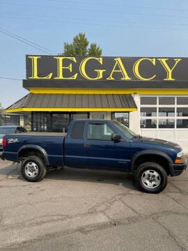 2003 Chevrolet S-10 for sale at Legacy Auto Sales in Toppenish WA