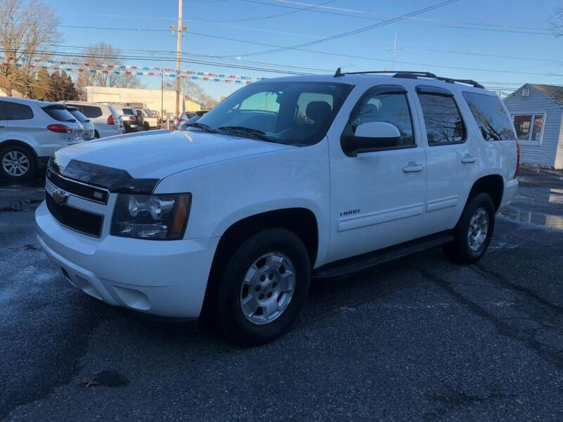 2011 Chevrolet Tahoe for sale at Manny's Auto Sales in Winslow NJ