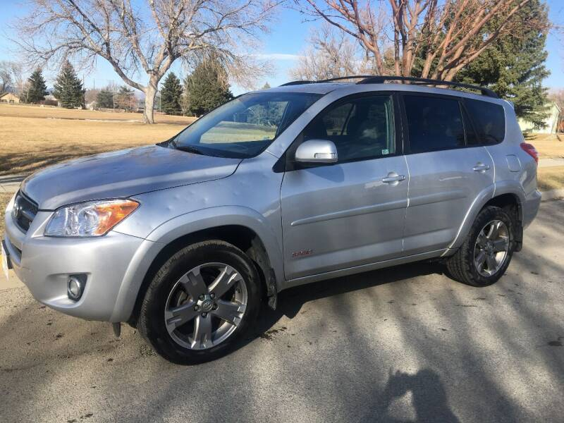 2010 Toyota RAV4 for sale at Kevs Auto Sales in Helena MT