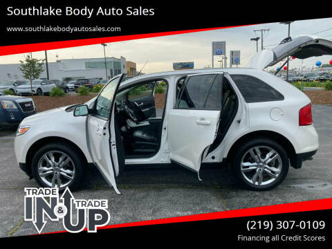 2013 Ford Edge for sale at Southlake Body Auto Sales in Merrillville IN