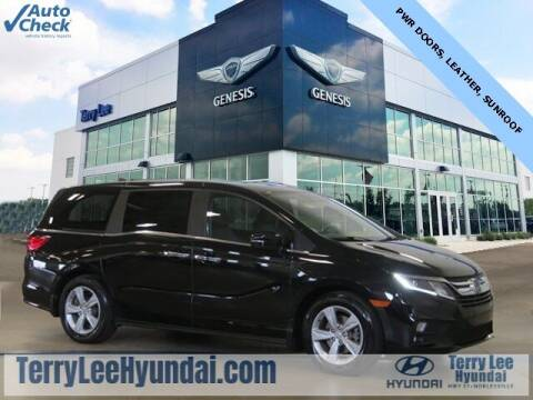 2019 Honda Odyssey for sale at Terry Lee Hyundai in Noblesville IN