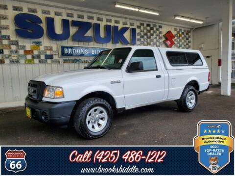 2008 Ford Ranger for sale at BROOKS BIDDLE AUTOMOTIVE in Bothell WA