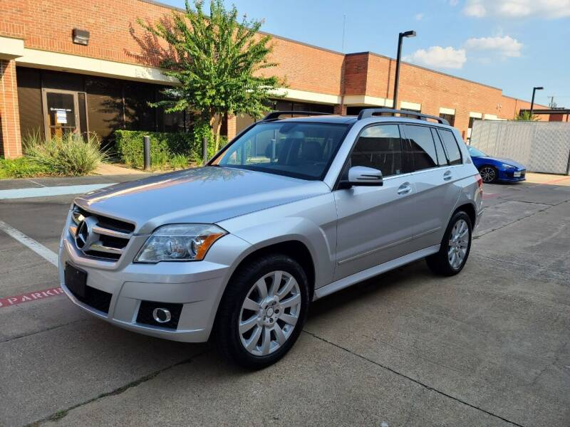 2012 Mercedes-Benz GLK for sale at DFW Autohaus in Dallas TX