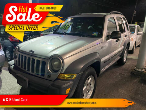 2006 Jeep Liberty for sale at A & R Used Cars in Clayton NJ