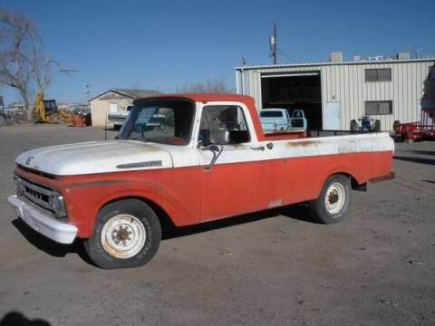 1961 Ford F-250 for sale at Haggle Me Classics in Hobart IN