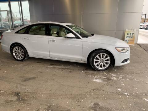 2015 Audi A6 for sale at St. Louis Used Cars in Ellisville MO