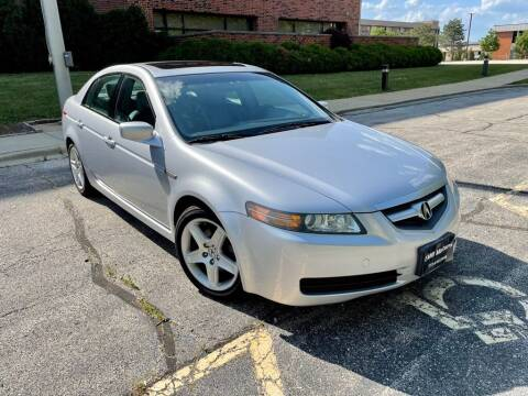 2005 Acura TL for sale at EMH Motors in Rolling Meadows IL