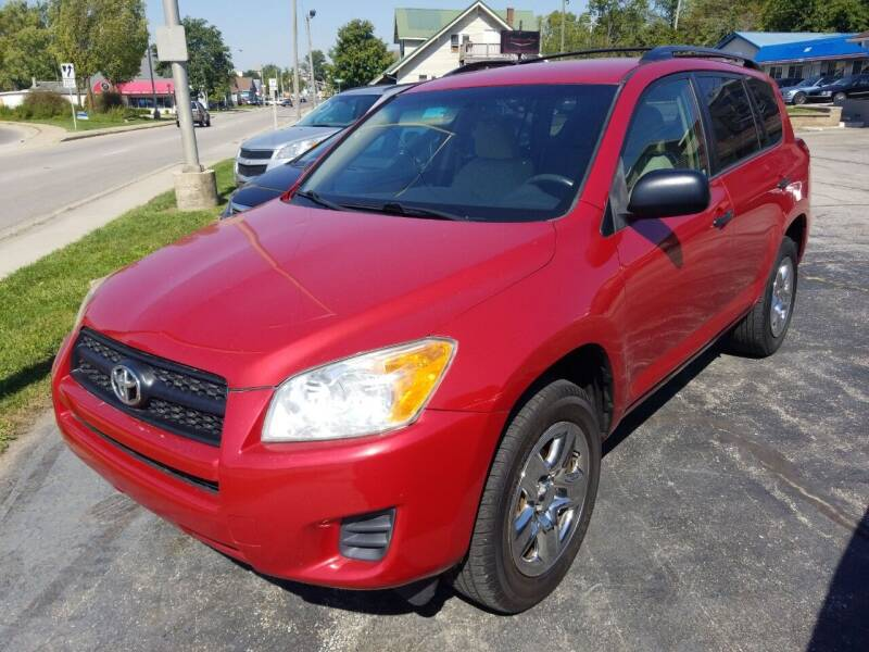 2012 Toyota RAV4 for sale at Indiana Auto Sales Inc in Bloomington IN