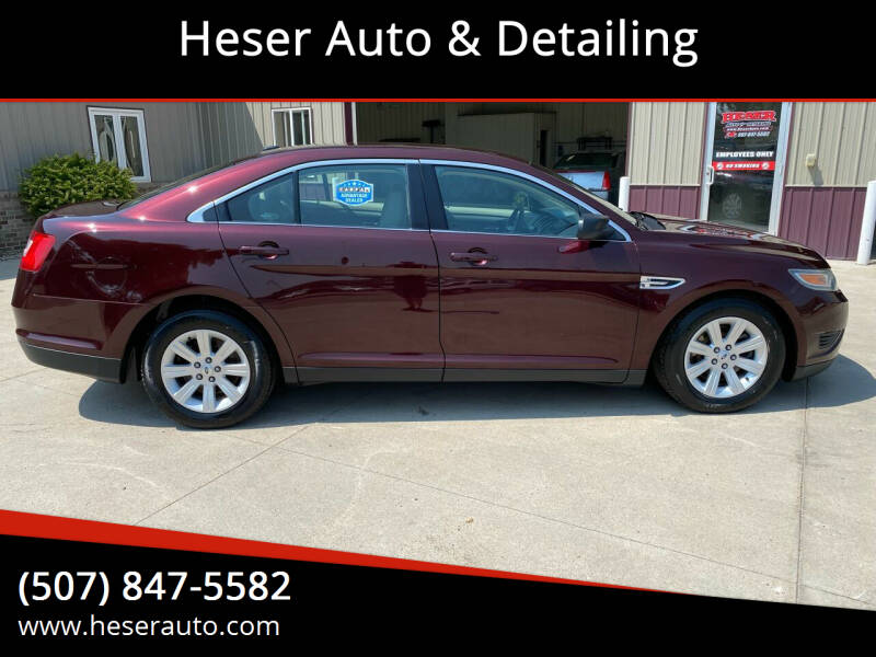 2011 Ford Taurus for sale in Jackson, MN