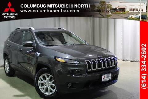 2016 Jeep Cherokee for sale at Auto Center of Columbus - Columbus Mitsubishi North in Columbus OH