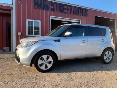 2014 Kia Soul for sale at Main Street Autos Sales and Service LLC in Whitehouse TX