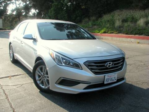 2017 Hyundai Sonata for sale at Used Cars Los Angeles in Los Angeles CA