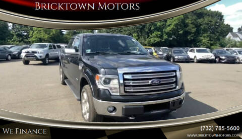 2014 Ford F-150 for sale at Bricktown Motors in Brick NJ