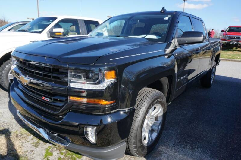2016 Chevrolet Silverado 1500 for sale at Modern Motors - Thomasville INC in Thomasville NC