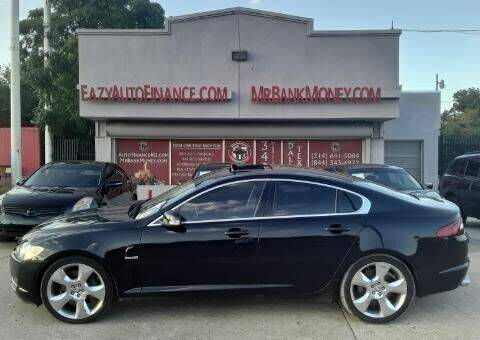2009 Jaguar XF for sale at Eazy Auto Finance in Dallas TX