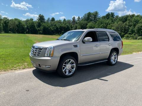 2007 Cadillac Escalade for sale at ds motorsports LLC in Hudson NH