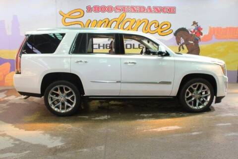 2016 Cadillac Escalade for sale at Sundance Chevrolet in Grand Ledge MI