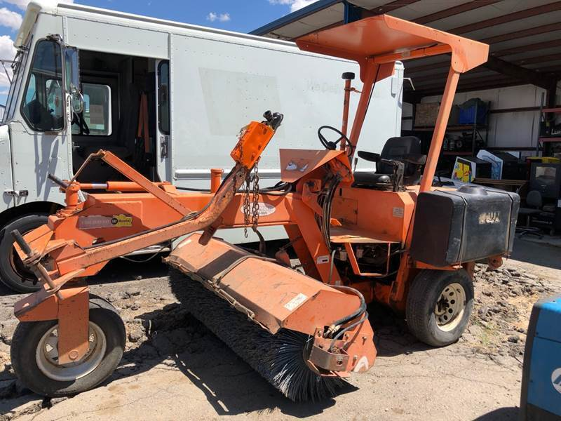 LAY-MOR SWEEPER 6HB for sale at Brand X Inc. in Mound House NV