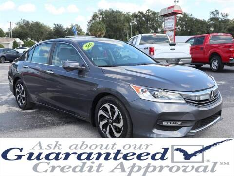 2016 Honda Accord for sale at Universal Auto Sales in Plant City FL