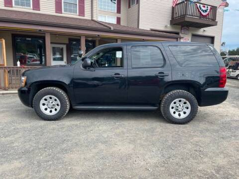 2013 Chevrolet Tahoe for sale at Upstate Auto Sales Inc. in Pittstown NY