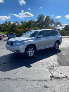 2010 Toyota Highlander for sale at WXM Auto in Cortland NY